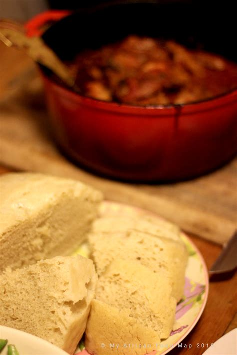 Steamed Bread (South African Style) | My African Food Map