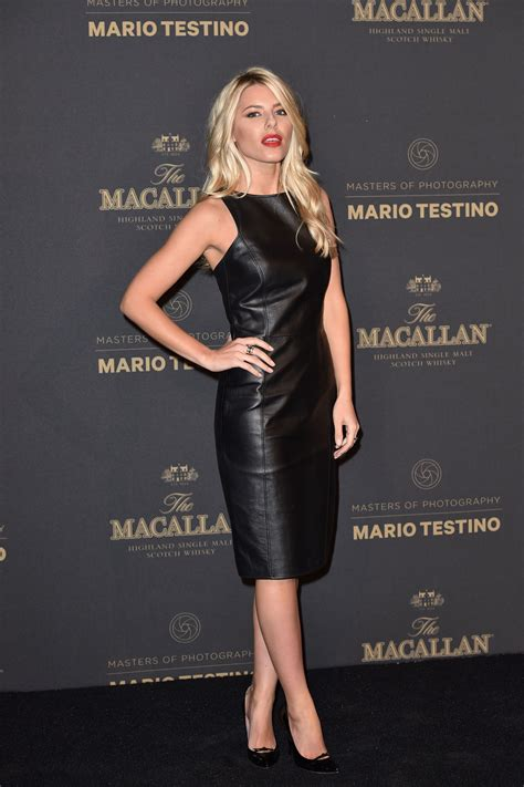 Mollie King attends The Macallan Masters Of Photography