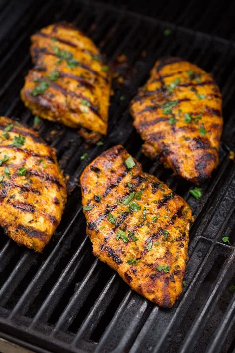 Grilled Mororccan Chicken Recipe - Cooking Classy