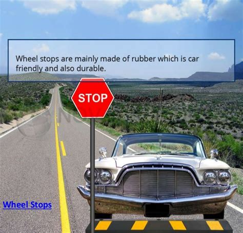Wheel Stops – Manufacturer – Novaproducts Global, Perth