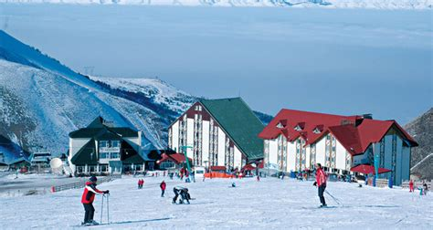 Experience the good side of snow at Turkey's winter