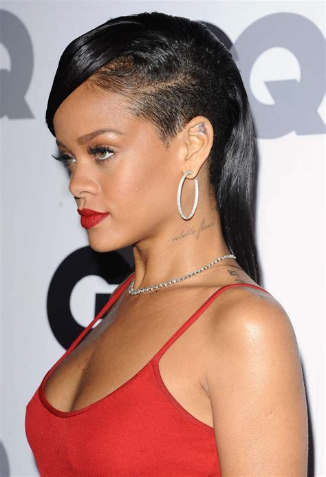 Rihanna – 2012 GQ Men of The Year party in Los Angeles