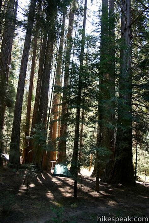 Mineral King Campgrounds   Sequoia   Hikespeak