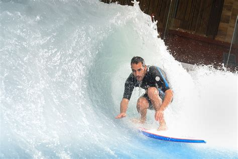 American Wave Machines Technology Brings Indoor Surfing to