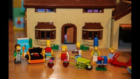 Review: LEGO The Simpsons House (Set 71006 LEGO Simpsons