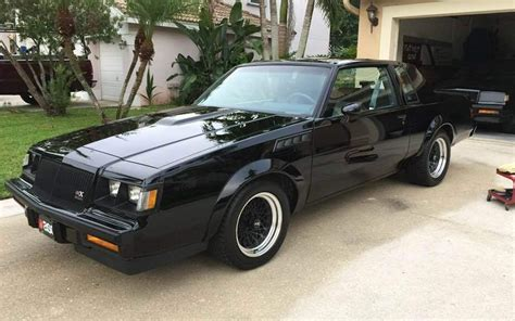 1 of 547: 43k Mile 1987 Buick Grand National GNX