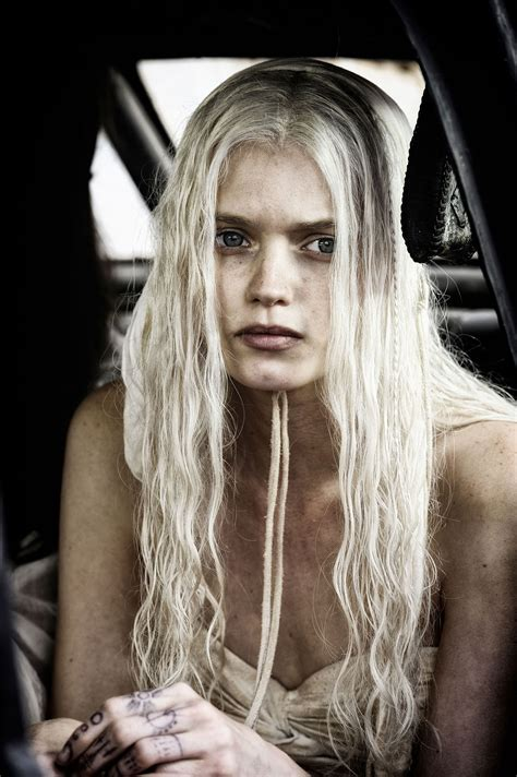 Abbey Lee Talks Mad Max: Fury Road, The Neon Demon and