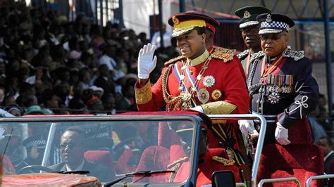 King Mswati's grand vision just a hollow shell | News