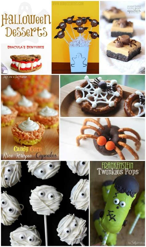 Halloween Desserts For All Ages - Moms & Munchkins