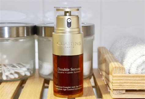 The New & Improved Clarins Double Serum for Fall 2017