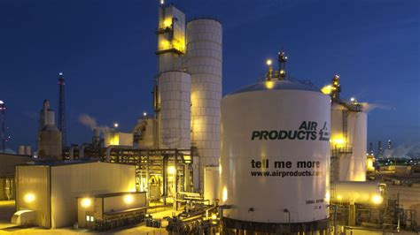 Air Products to build liquid hydrogen plant in Texas - The