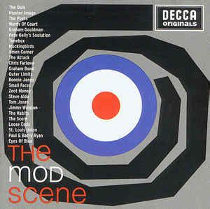 The Mod Scene (CD, Compilation, Remastered) | Discogs