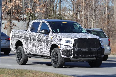 2019 Ford Ranger FX4 Caught in its Production Body | Off