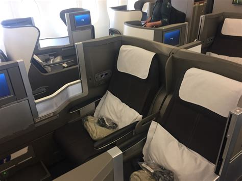 Review: British Airways Business Class A380 London to LA