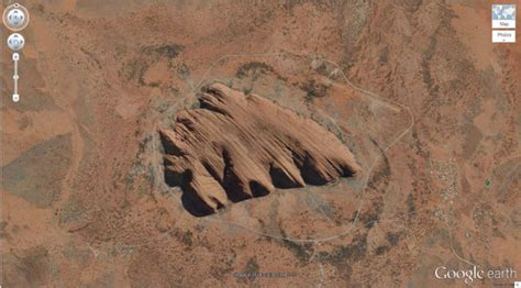 Google Earth's Amazing Pictures of Interesting Places on