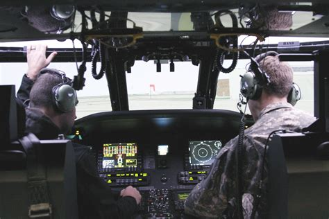Black Hawk Aircrew Trainer modernizing face of helicopter