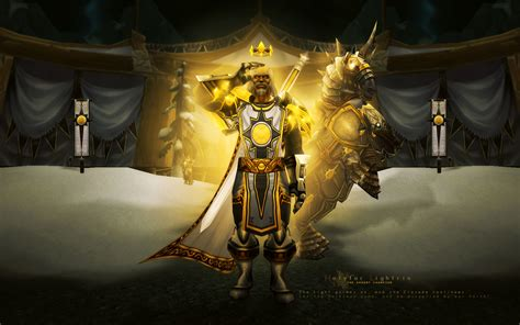 World Of Warcraft Paladin Wallpapers Full Hd – Epic Wallpaperz