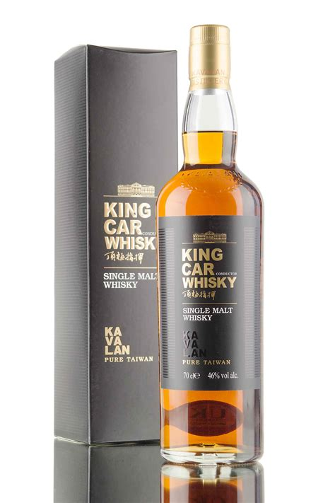 Kavalan King Car Conductor Whisky - Abbey Whisky