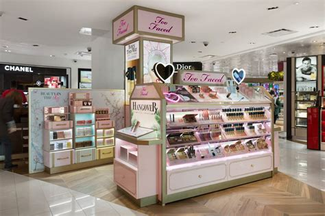 Estee Lauder Targets Airport Shoppers With Too Faced