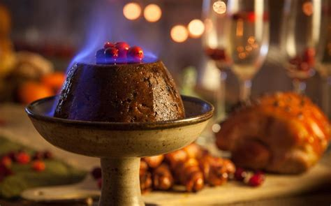 Trendy 'golden' Christmas puddings are killing the age-old