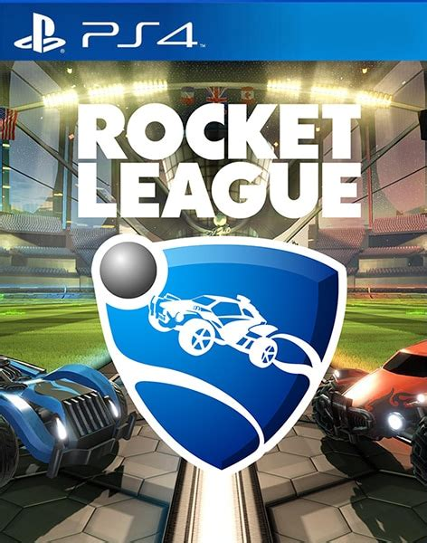 Rocket League Ps4 - Buy and Download From PS Store
