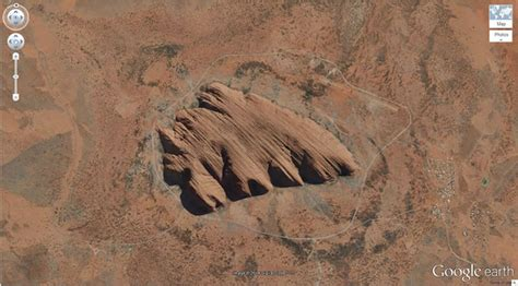 21 Amazing Mysterious Google Earth Satellite Images
