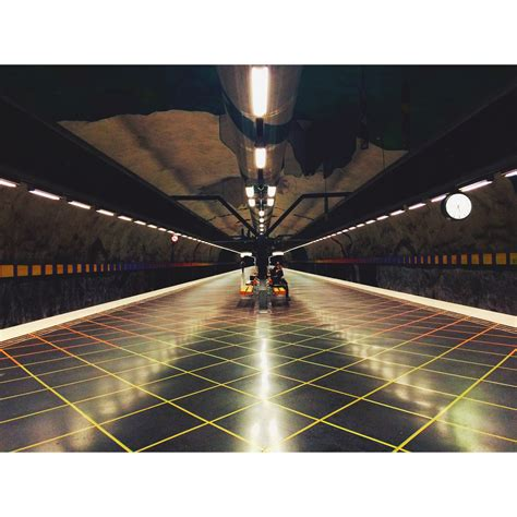 Stockholm's Famous Subway Stations - Future Travel