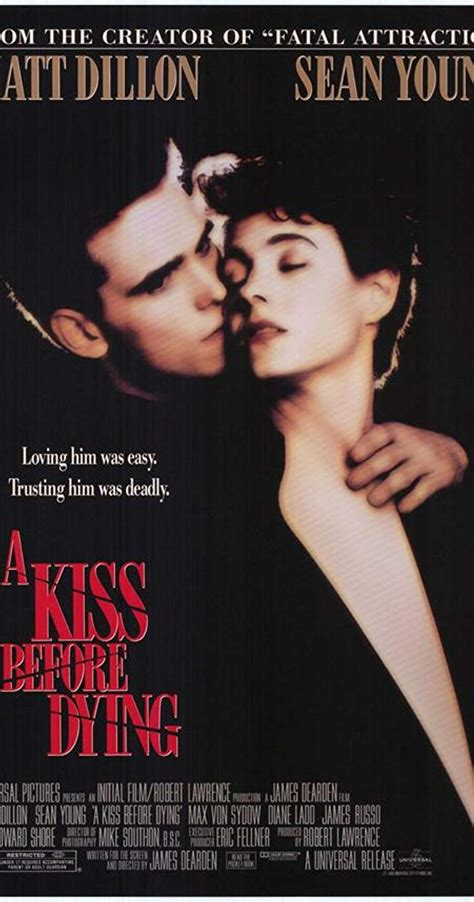 A Kiss Before Dying (1991) - IMDb