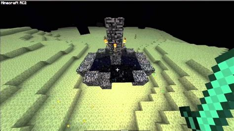 How to find the ender dragon and take the egg = ) - YouTube