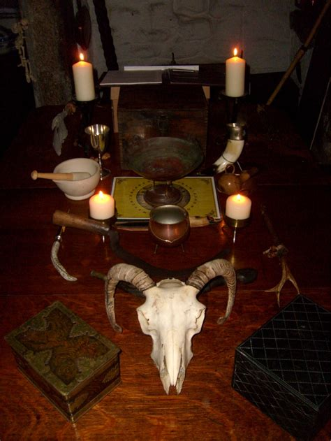 How To Create a Pagan Altar | HubPages
