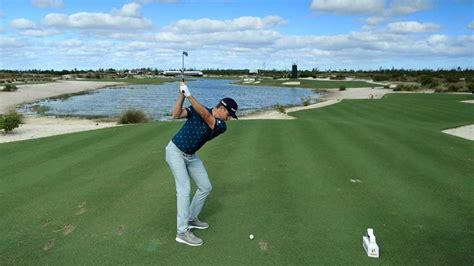 Why is the Hero World Challenge starting on a Wednesday?