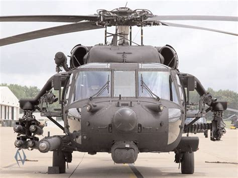 Sikorsky MH-60 DAP   Military, Police / Rescue Helicopters