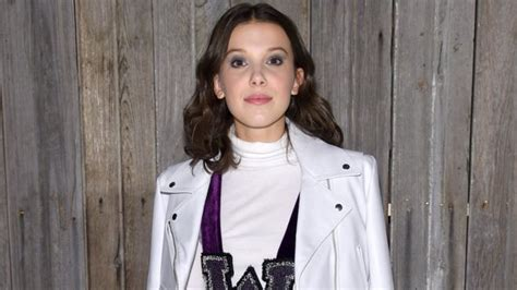 Millie Bobby Brown becomes youngest person to make Time's
