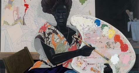 Kerry James Marshall And The Limitless Power Of Black