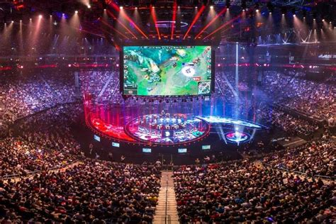 2019 League of Legends World Championship Group Stage draw