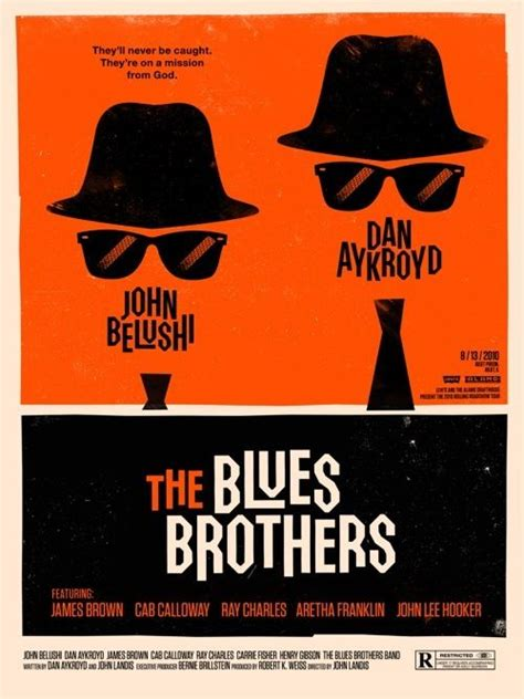 The Blues Brothers Movie Poster (#3 of 3) - IMP Awards