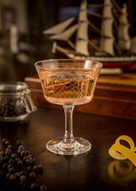 Pink Gin – The Bitter Truth Bitters, Liqueurs and Spirits