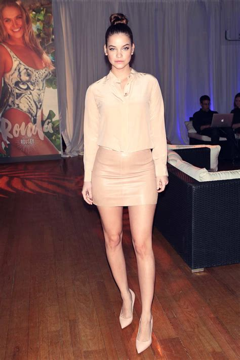 Barbara Palvin attends Sports Illustrated Swimsuit 2016