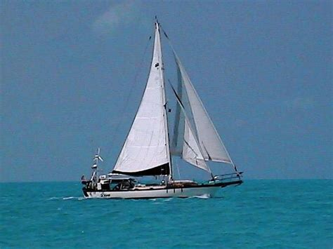 1977 Alajuela Mark I Cutter Sail Boat For Sale - www
