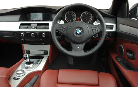 BMW 5-Series M5 Review (2005 - 2010)   Parkers
