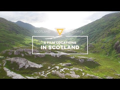 A Tour of the Isle of Skye's Epic Film Locations