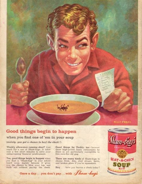 """15 Classic Spoof Ads By """"Mad"""" Magazine"""