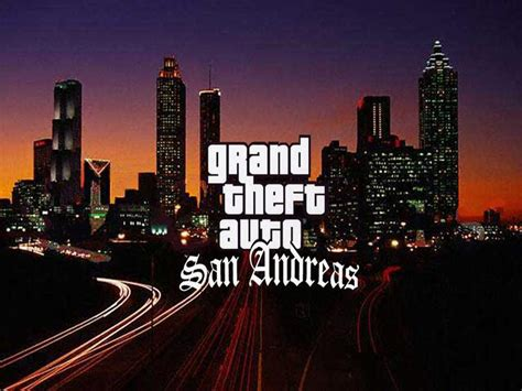 The GTA Place - San Andreas Wallpapers