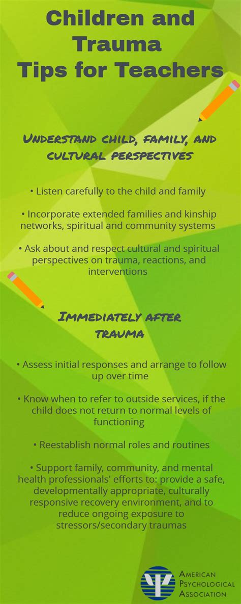 Children and Trauma Resources: From the Children, Youth