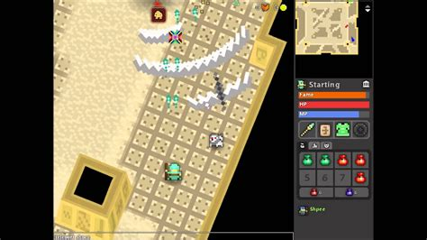 Atious Plays RotMG Testing: Wizard Tomb - YouTube