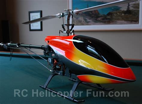 600 ESP RC Helicopter Sales Page