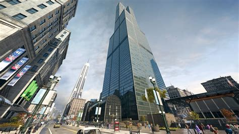 New Watch Dogs Screens Show Off a Beautiful Chicago