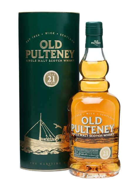 Old Pulteney 21 YO – Angels Share