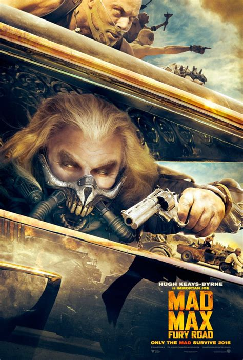 Go Mad! See Four Badass 'Mad Max: Fury Road' Character