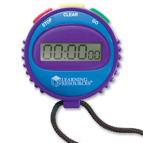 Simple Stopwatch - Children's Stop Watch Sports and